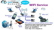 Data network cabling structured cabling setup repair in Dubai