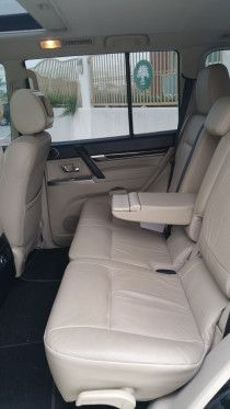 2012 Black Pajero 3.5L Full Option Exellent Condition Under Warranty