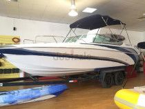 Hannibal700(24ft) boats full options - price without engine