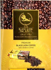 Ethiopian Coffee in Dubai - 100% Arabica Black Lion Coffee