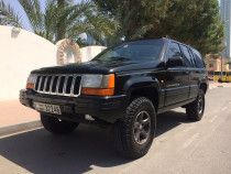Jeep Grand Cherokee 98 Limited