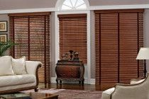 Wooden, Plastic & Fabric Blinds