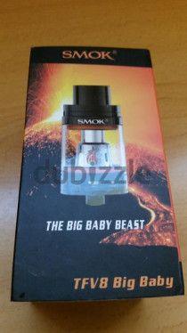 SMOK TFV8 Big Baby Beast at throwaway price