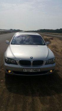 BMW 730Li For Urgent Sale !!!