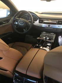 Immaculate Audi A8, 2015 with 3 YEARS WTY and 3 YEARS SERVICE PACKAGE REMAINING.
