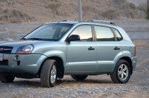 2009 Hyundai Tucson Full Option with full service history