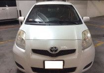 Toyota yaris 2010 for sale in a good price. Can do 100% bank finance. No DP