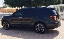 Ford Explorer Sport Ecoboost Twin Turbo