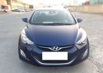 Hyundai elentra 2014 single owner use, no accident. Can be 100% bank finance