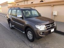 Mitsubishi Pajero GLS 2014 Brown color Like Brand New