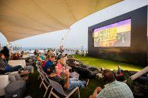 Organising Outdoor Cinema in Dubai