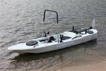 KAYAK BOAT FOR FISHING
