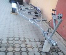 Boat trailers , fully galvanized, single or double axle - 2500 AED and up