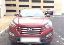 Hyundai santafe 2016, 2.4 engine. Can do 100% bank finance with sample papers