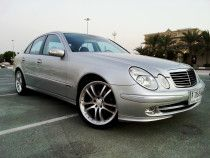 MERCEDES BENZ E320 AVANTGARDE FOR SALE -  AED 30,500