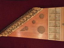 Qanun Arabic Instrument, with Qanun table, Brand new FOR SALE!!
