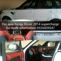Range rover supercharge 2014 first owner