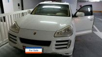 Low mileage porsche cayenne