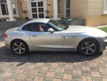 BMW Z4 2014 under SERVICE/MAINT contract till DEC 2018