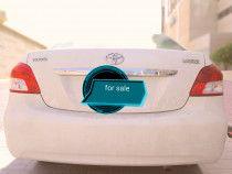 Excellent Toyota yaris Sedan 2012 for sale