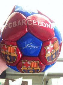 FC Barcelona football official ball