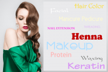 Beauty Services for Ladies Only - All Nationalities