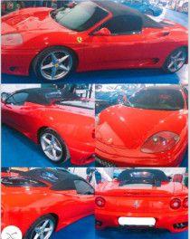 Model: Ferrari F360