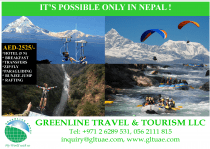 EXPERIENCE THE MOST ADVENTUROUS TRIP TO NEPAL.