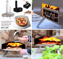 Wood Fired Oven - Uuni 2S - Portable, Affordable, Efficient