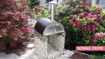 Italian Wood Fired Oven - Nonno Peppe