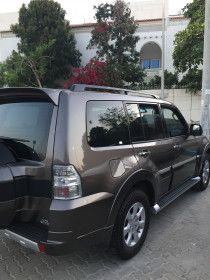 2016 Pajero with very low mileage