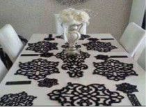 For table decorations  6 Pcs 120 dhs , 12 Pcs 160 dhs for sale amazing price