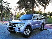 MITSUBISHI PAJERO V6 3.5L 2013 GCC ORIGINAL PAINT EXCELLENT CONDITION
