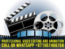 Video Editor - Professional Video Editing and Animations