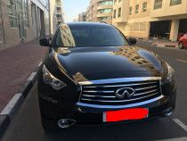 Nissan Infinity Qx70 3.7L Excellence, 9 months old for Sale in Downtown Dubai