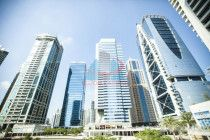 Below Market Price Fitted Office for sale in JLT Saba Tower