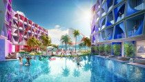 Deluxe Suite Off-Plan Hotel Apartment for in World Islands