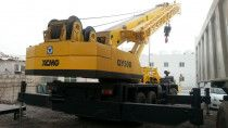 2007 XCMG 50 Ton crane available for sale in UAE