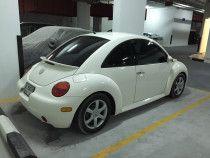 URGENT SALE VW Beetle White 2004