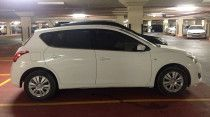 Nissan Tiida 2015 for sale, very low mileage