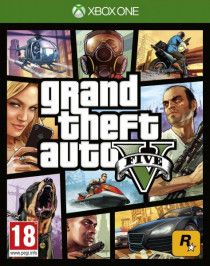 GTA 5 original xbox 360 game