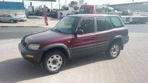 TOYOTA RV-4 5 DOORS 1997 MODEL IN EXCELLENT CONDITION FOR SALE