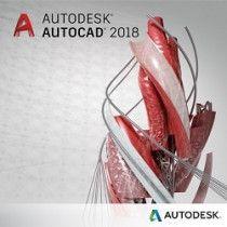 Autodesk AutoCAD 2018
