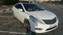 GCC Specification Hyundai Azera 2012 TOP OF THE RANGE