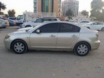 Mazda 3 20007 model urgently for sale with 1 year insurance. only 10,000 AED