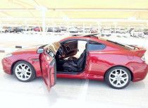 hyundai coupe, 2008 model, red. 20,000 dhs