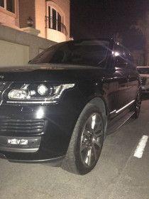 Range Rover Vogue HSE 2014