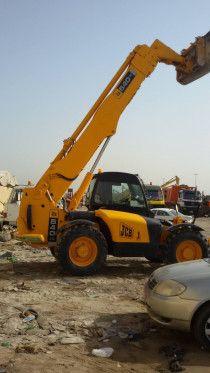 Boom loader 540