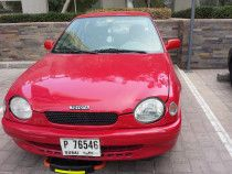 Toyota corolla 98 for sale
