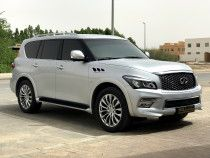 2015 Infiniti QX80 GCC FULL OPTION